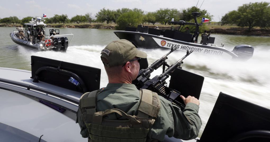 Border Security Texas
